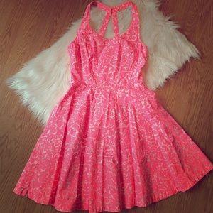 Lilly Pulitzer Dress Havana Pink
